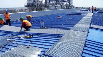 Stahlweld Applications Industrial Gratings Floor